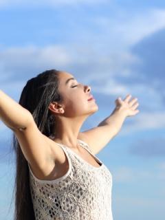 Il potere del respiro e la forza dell'energia vitale